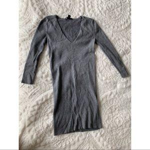 Forever 21 3/4 Sleeved Dress